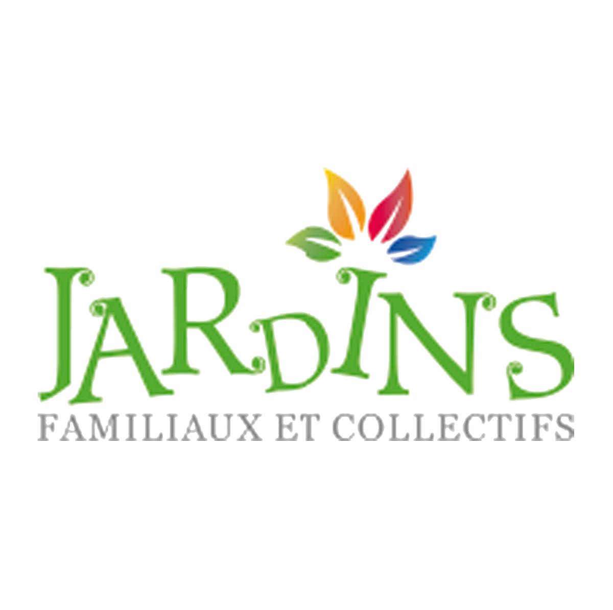 Logo Association Jardins Familiaux et Collectifs